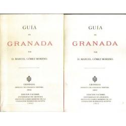 Guía de Granada. 2 vols. Estuche.