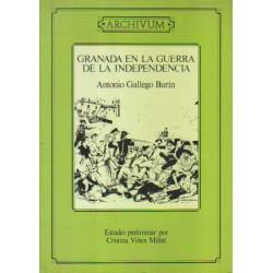 Granada en la Guerra de la Independiencia.