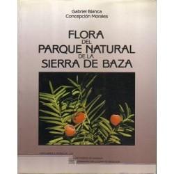 Flora del Parque Natural de la Sierra de Baza.