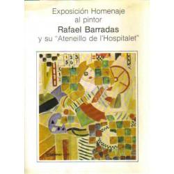 """Exposición Homenaje al pintor Rafael Barradas y su """"Ateneillo de l'Hospitalet""""."""