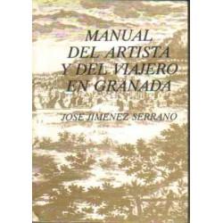 Manual del artista y del viajero en Granada.