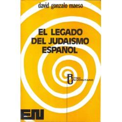 El legado del judaismo español
