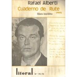 Cuaderno de Rute (1925)