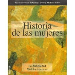 Historia de las mujeres. 10 vols.