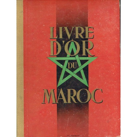 Livre Dór Du Maroc