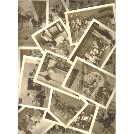 Fotos de la Navigazione Generale Italiana