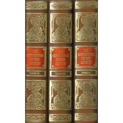 Las Confesiones de San Agustín. 3 vols.