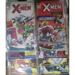 Classic X-Men. Completa.