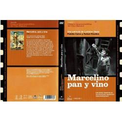 Marcelino, pan y vino.