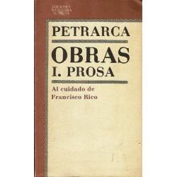 Obras I. Prosa.
