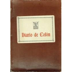 Diario de Colón. Libro de la primera navegación y descubrimiento de las Indias. 2 vols.