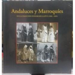 Andaluces y marroquíes. En la colección fotográfica Lévy (1888-1889).