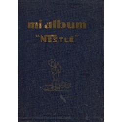 "Mi album ""Nestlé""."