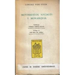 Movimientos sociales y monarquía.