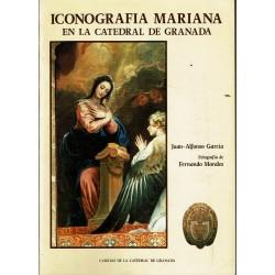 Iconografía Mariana en la catedral de Granada