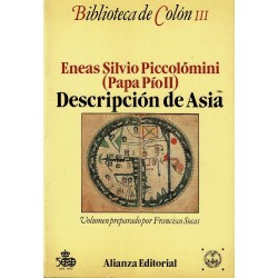 Descripción de Asia.