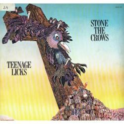 Stone the crows. Teenage Licks.