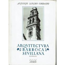 Arquitectura barroca sevillana.