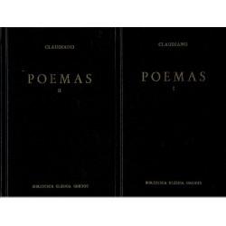 Poemas I y II