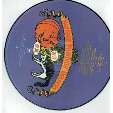 Frank Zappa: Barking Pumpkin Records.