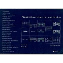 Arquitectura: temas de composición.