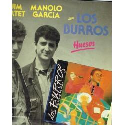 Los Burros: Huesos.