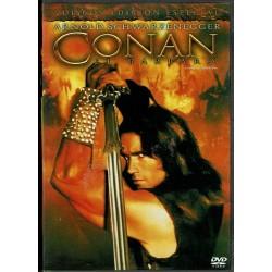 Conan, el bárbaro.