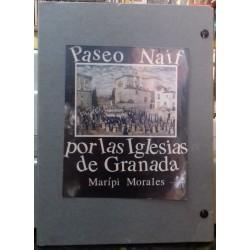 Paseo Naif por las Iglesias de Granada.