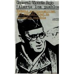 ¡Alerta a los pueblos! Estudio político-militar del período final de la guerra española.