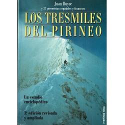 Los tresmiles del pirineo.