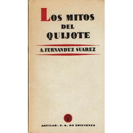Los mitos del Quijote.