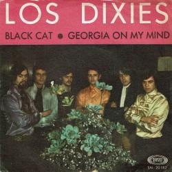 Los Dixies: Black cat / Georgia on my mind.