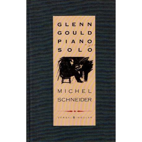 Glen Gould, piano solo.