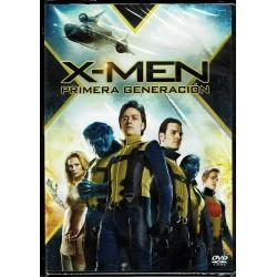 X-Men: Primera generación.