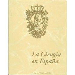 La cirugía en España.