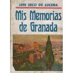 Mis memorias de Granada (1857-1933).