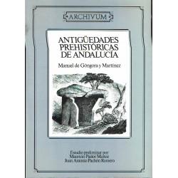 Antigüedades prehistóricas de Andalucía.