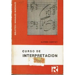 Curso de interpretación.