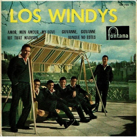 Los Windys: Amor, mon amour, my love.