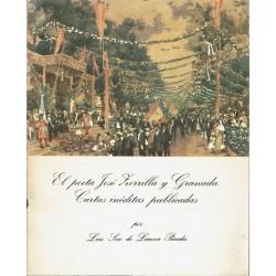 El poeta José Zorrilla y Granada. Cartas inéditas publicadas.