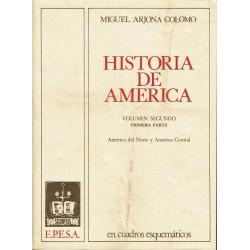 Historia de América. 3 vols.