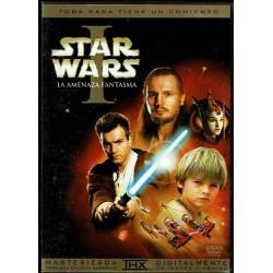 Star Wars I, II y III.