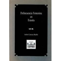 Delincuencia femenina en España: un análisis sociológico.