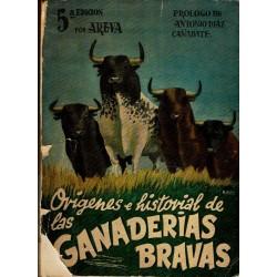 Orígenes e historial de las ganaderías bravas.
