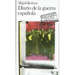 Diario de la guerra española.