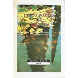 Cinco poetas de Granada.