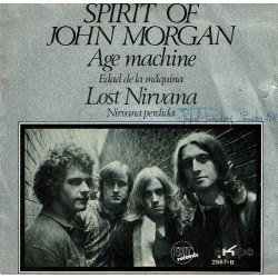 Age Machina / Lost Nirvana.