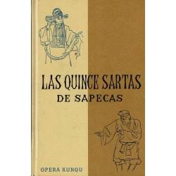 Las Quince Sartas de Sapecas Ópera Kunqu.)