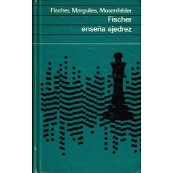 Fischer enseña ajedrez.