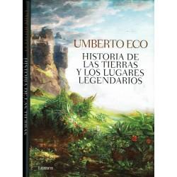 Historia de las tierras y los lugares legendarios.